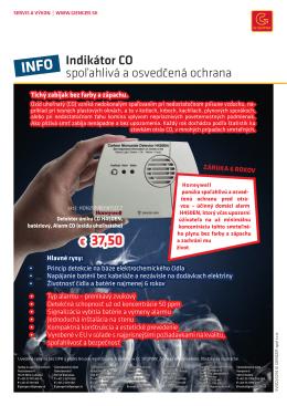 SaV 012 Indikátor CO.indd