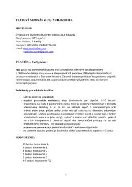 Sylabus - Textový seminár z dejín filozofie I. (Suvák).pdf