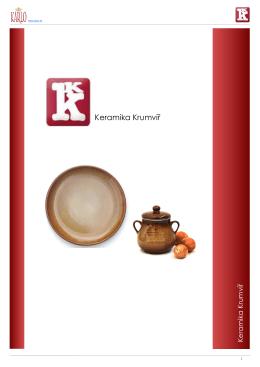 Keramika Krumvíř