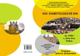 © LAGARTO s.r.o., 2012 - Slovenská diabetologická spoločnosť