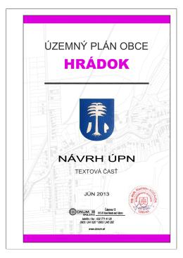 OBÁLKA Návrh Hrádok Model (1)