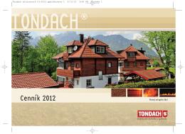 Tondach minicennik 03-2012.qxd:Sestava 1 - ARTECH