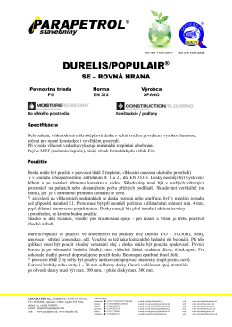 DURELIS/POPULAIR