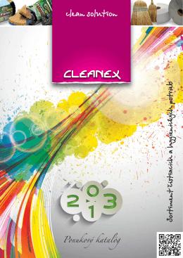 cleanex - ForstCZ
