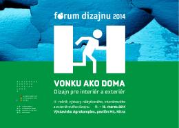 Katalóg - Slovenské centrum dizajnu