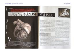 Časopis MIAU, 2004