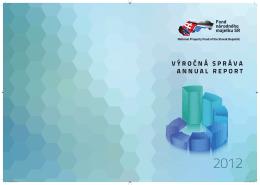 Výročná správa - rok 2012.pdf - Fond národného majetku SR