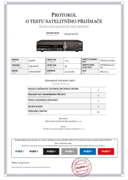 GoSAT GS7056HDi