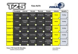 Fáza ALFA