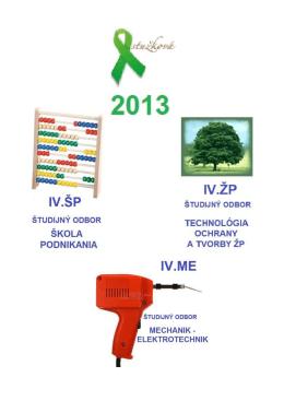 stužková 2013