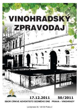 sbor církve adventistů sedmého dne praha – vinohrady