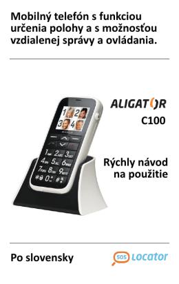 Mobilný telefón s funkciou určenia polohy a s možnosťou