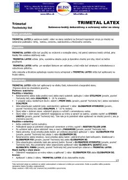 Zobraziť technický list (.pdf)