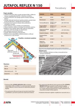 JUTAFOL REFLEX N 150