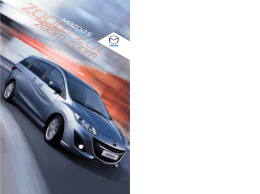 Stiahnuť brožúru modelu Mazda5