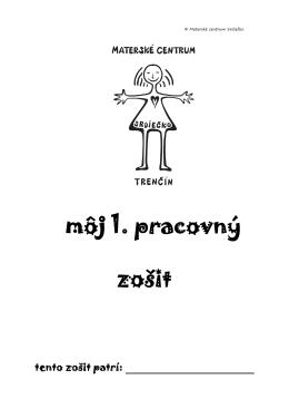 1_pracovny_zosit - Materské Centrum Srdiečko