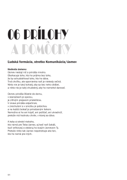 Ostatné prílohy (pdf)