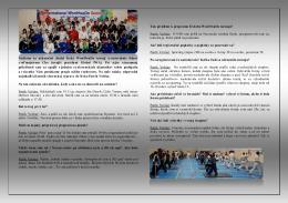 Rozhovor s Patrikom - Slovakia Won Hwa Do