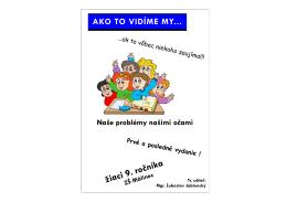 Náš časopis - Základná škola Málinec