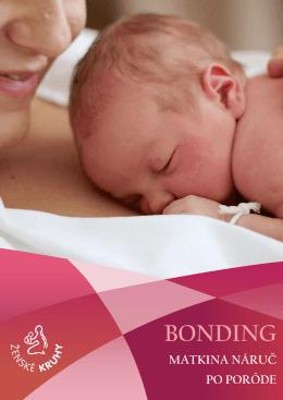Bonding – popôrodné pripútanie
