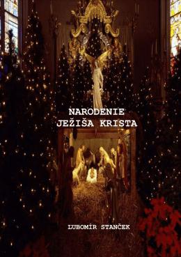 Ľubomír Stanček - Narodenie Ježiša Krista