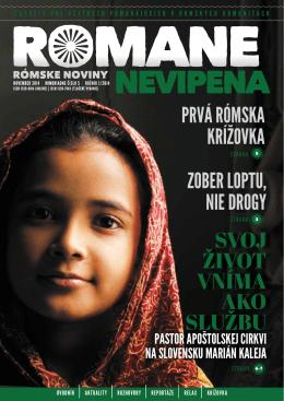 2014/05Romane Nevipena-mimoriadne číslo