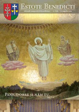 STOTE ENEDICTI - Kláštor Premenenia Pána