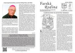 2014_16 Farska_rodina