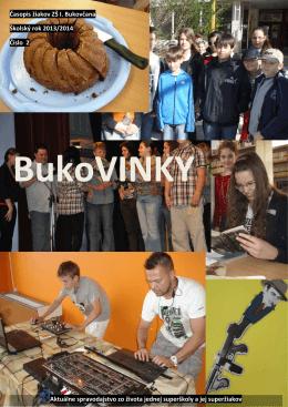 Časopis 2/2013 - Základná škola na Ulici Ivana Bukovčana 3