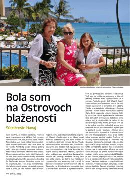 bola som na Ostrovoch blaženosti - Kamila Kay Strelka