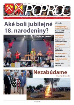 Obecné noviny 4 2013