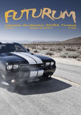 Futurum II č.2 - Stredná Odborná Škola Automobilová Trnava