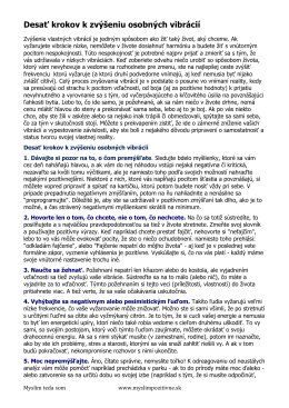 PDF môžete TU