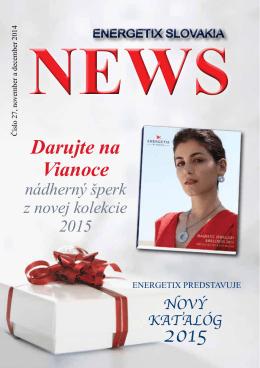 vianočná akCIa - Energetix Slovakia