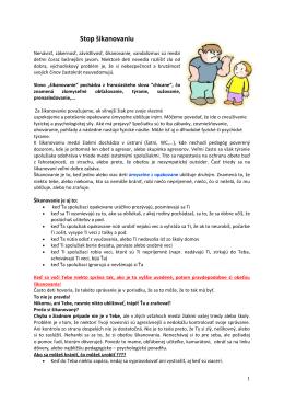 Stop šikanovaniu.pdf