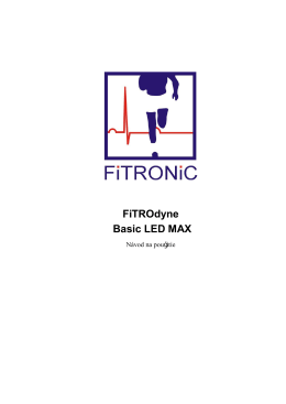 FiTROdyne Basic LED MAX