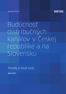 Budúcnosť distribučných kanálov v Českej republike a na