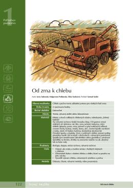 Od zrna k chlebu - Green Pack Online