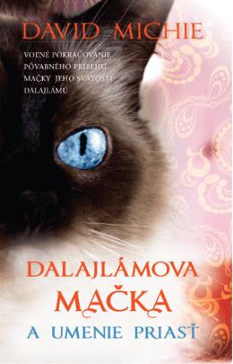 Dalajlámova mačka a umenie priasť - Ukázka