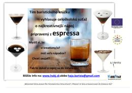 o najkreatívnejší nápoj z espressa