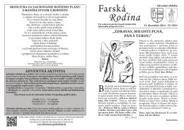 2014_52 Farska_rodina