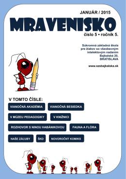 Mravenisko 14/15/05