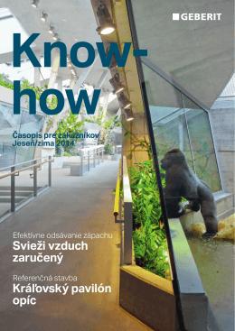 časopis pre zákazníkov, Jeseň/zima 2014
