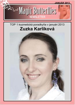 Zuzka Karliková