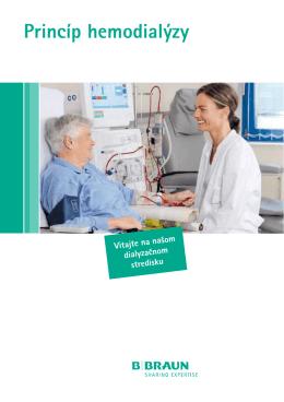 Princíp hemodialýzy