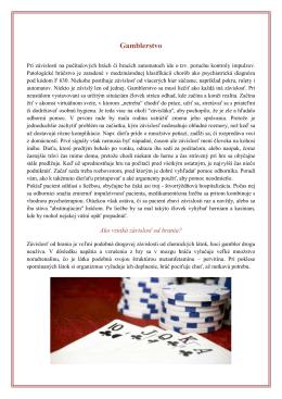 Gamblerstvo