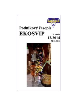 Časopisom č. 12/2014