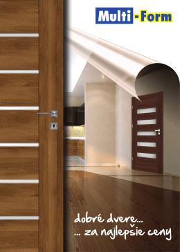 dobré dvere... za najlepšie ceny - Multi