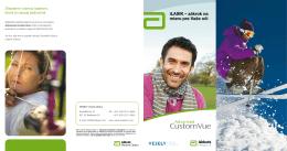 Brožúrka iLASIK 2 - VESELÝ Očná Klinika