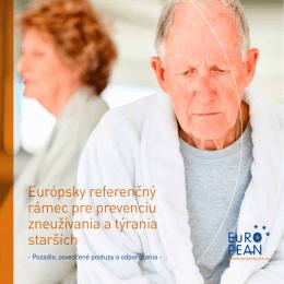 Európsky referenčný rámec pre prevenciu zneužívania a týrania